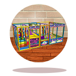 Medium Indoor Playgrounds