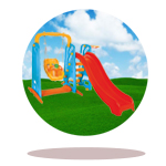 Slides and Swings