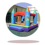 Small Inflatable Playgrounds