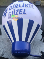 Giant Inflatable Rooftop Balloon 6m