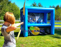 Inflatable Archery Game 3x2x2.5m