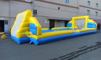 Inflatable Football Pitch 13x6x3m