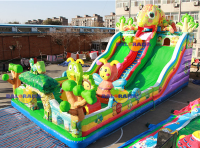 Inflatable Jolly Forest Playground 15x8x7m