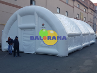 Inflatable Pool Tent 14x8x4.5m