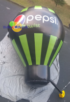 Inflatable Rooftop Advertising Balloon 6m