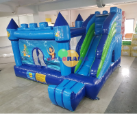 Inflatable Toy Ocean Combo 4x3.6x2.7m