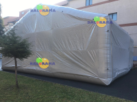 Inflatable Warehouse Hangar Tent 11x11x6.5m