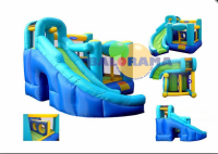 Inflatable Water Slides Playground