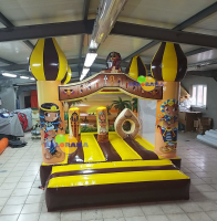 Ramses Land Inflatable Playground 4x3x3m