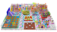Softplay Play Area 1000 m²