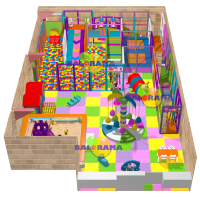Softplay Playground 160 m²