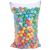 Striped Play Pool Ball 6 cm - 500 pieces