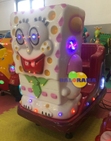 Coin Operated Toy Sponge Bob