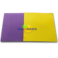 Eva Tatami Mat 1mx1mx20mm Purple-Yellow