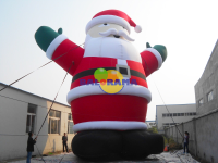 Giant Inflatable Santa Claus 8m