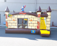 Inflatable Park Merlin Combo 5x4x3m