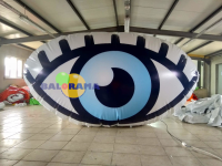 Inflatable Advertising Balloon Eye 3.5m