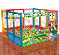 3x3x2m Disney Softplay Game Pool