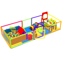5x2x1m Indoor Playground