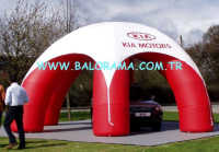 6 Foot Inflatable Tent 7m