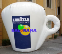 Advertising Balloon Coffee Cup