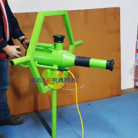 Air Ball Throwing Machine