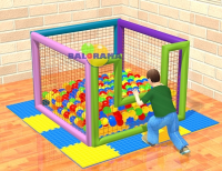 Ball Pool 140x140x100cm