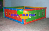 Ball Pool 200x200x50h cm