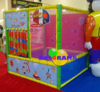 Ball Pool Climbing Unit 2x2x2m