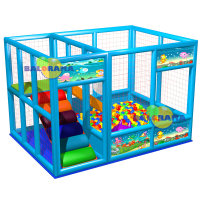 Ball Pool Mini 3x2x2m