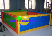 Ball Pool Square 160x160x50cm