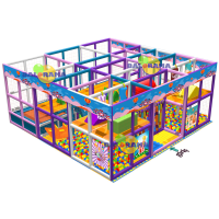 Ball Pool Trail 6x6x2.5m