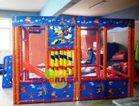 Ball Pool with Slide 3x2x2m