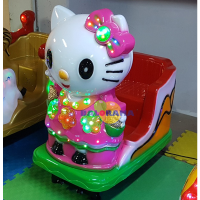 Candy Kiddie Rides Coin Operated Toy