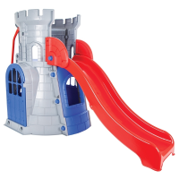 Castle Slide Playground