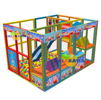 Clown Ball Pool 4x3x2.5h