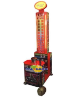 Coin Operated Sledgehammer Game Machine