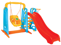 Cute Swing and Slide Set