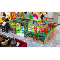 Dream Park Softplay Park 7x5x2.7m