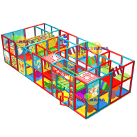 Entertainment Corner Ball Pools 9x4x2.5m