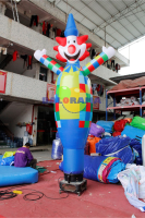Fly Tube Inflatable Clown 5m