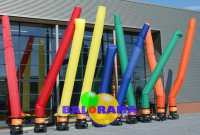 Fly Tubes 6m Each Color