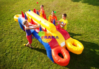 Flying Balls Inflatable 4x1.5m
