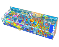 Giant Ocean Softplay Playground