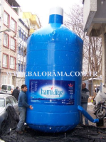 Giant Water Bottle