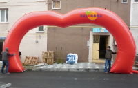 Heart Arch Balloon 8m