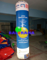 Illuminated Tube Balloon Pharmacy 2.5m
