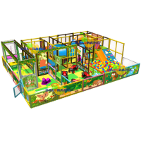 Indoor Play Ground 80m²