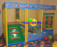 Indoor Playground 3x2x2m