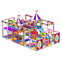 Indoor Playground 6x4x2.5m